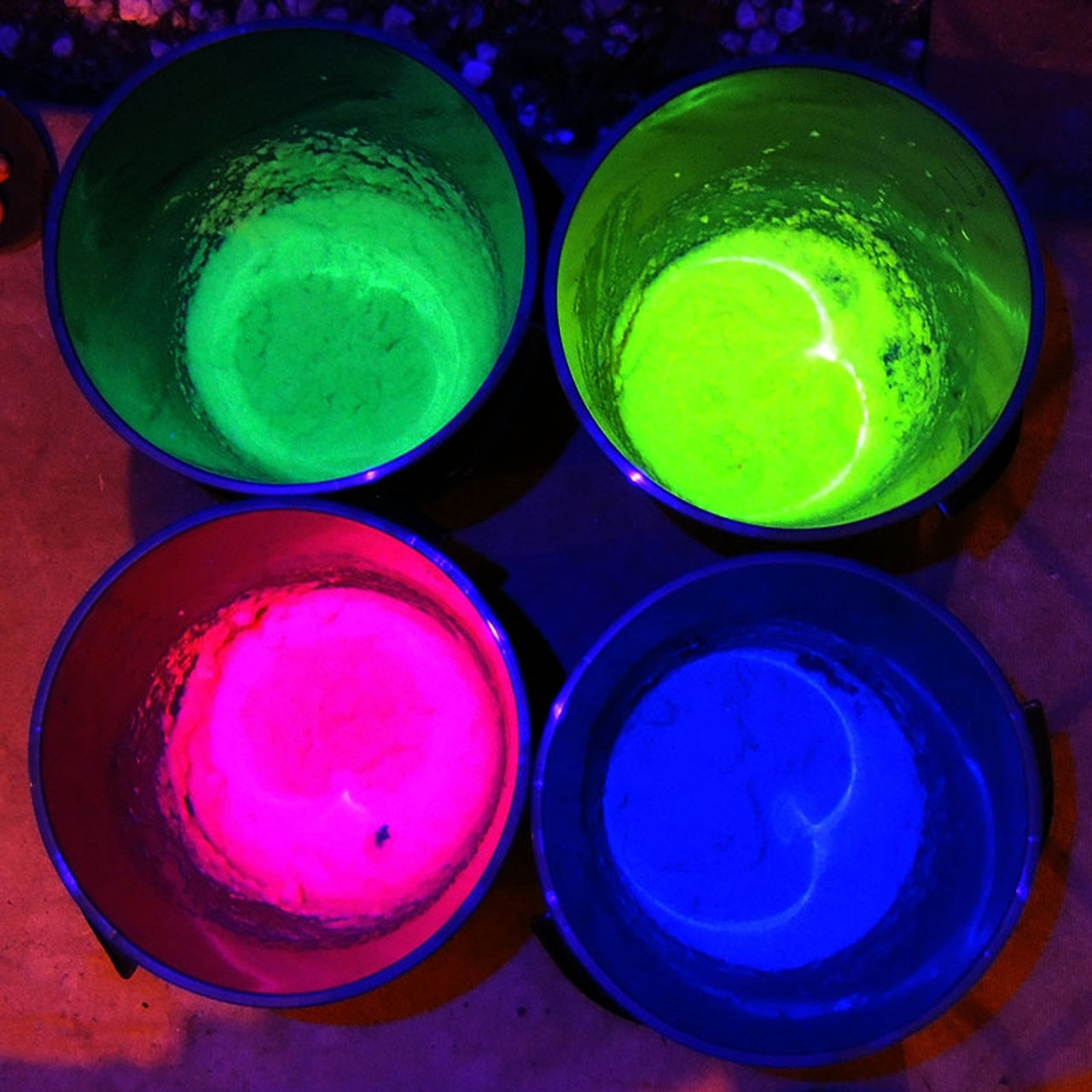 UV Blacklight Powder