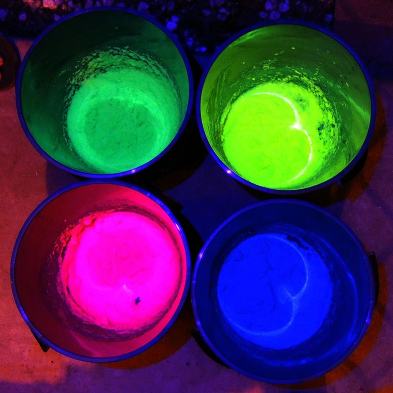 Glow In The Dark Pigments