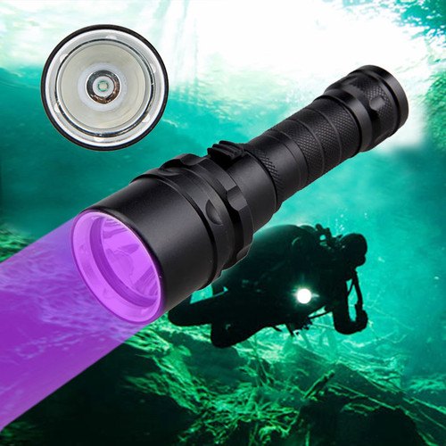 Ultra Violet UV underwater Torch