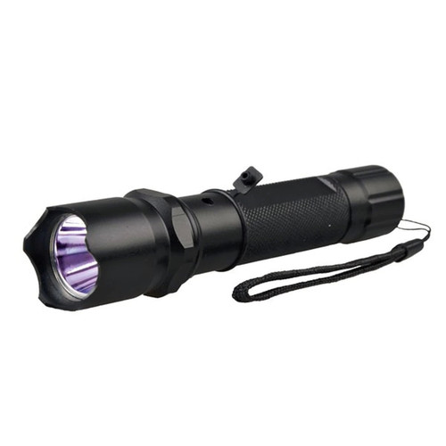 Rechargeable 395nm LED UV Flashlight Torch