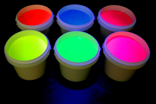 UV Glow Face and Body Paint