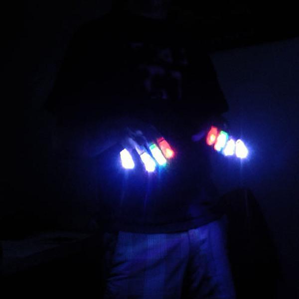 LED Finger Lights