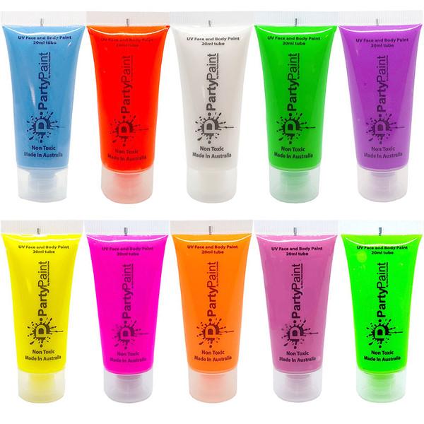 Face Body Paint New wax base formula
