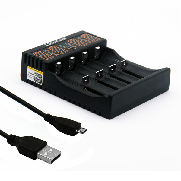 USB Multi function rechargeable battery Charger