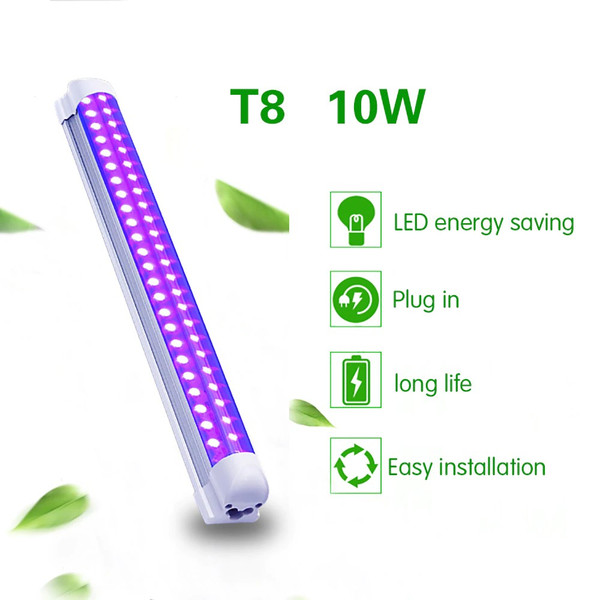 48 LED Portable USB UV Black Light