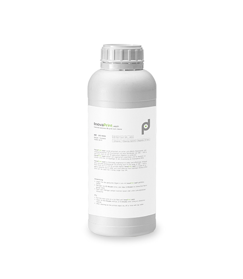 InovaPrint Wash, 1000ml. 3D Print Resin Cleaner