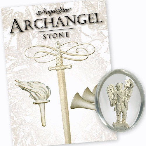 AngelStar Archangel Uriel Pocket Purse Stone 17150
