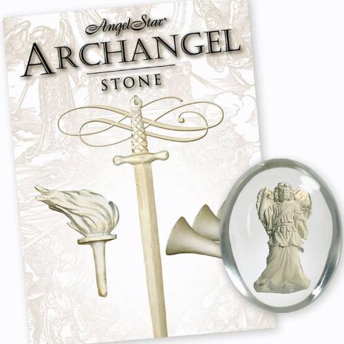 AngelStar Archangel Raphael Pocket Purse Stone 17152