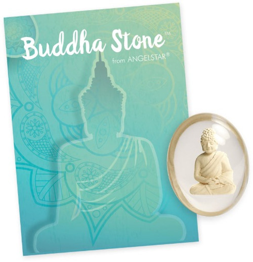 AngelStar Buddha Pocket Purse Stone 8788