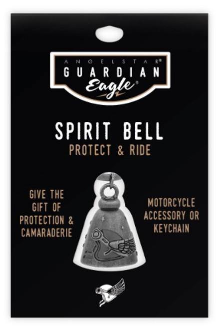 AngelStar Guardian Eagle Ride on Wings of Eagles Biker Motorcycle Spirit Bell 17456