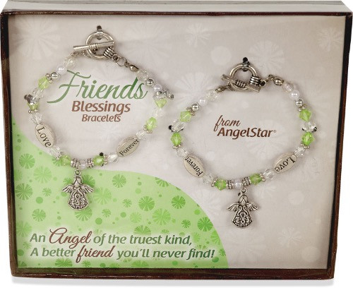 AngelStar Inspired Blessing True Best Friend Bracelet 19245