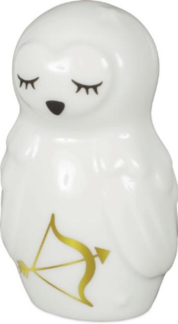 AngelStar Winter Wonderfull White Owl Spirit Totem 20405