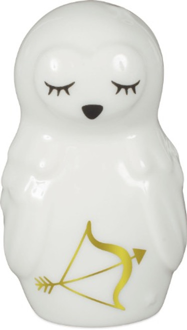 AngelStar Winter Wonderfull White Owl Spirit Totem 20405