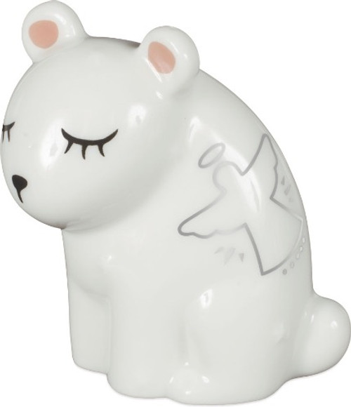 AngelStar Winter Wonderfull White Bear Spirit Totem 20405