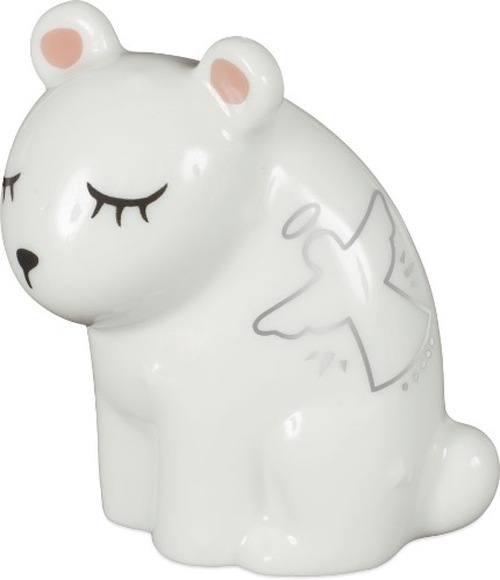 AngelStar Winter Wonderfull White Bear Spirit Totem 20405