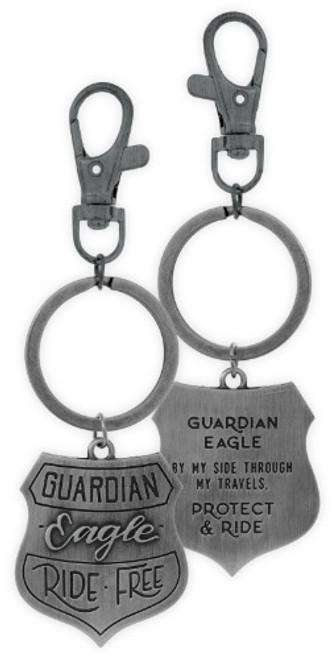 AngelStar Guardian Eagle Ride Free Key Chain 17431