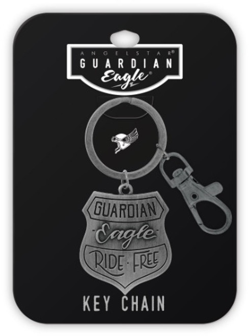 AngelStar Guardian Eagle Ride Free Key Chain 17431