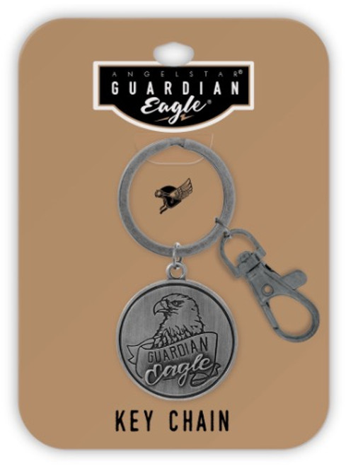 AngelStar Guardian Eagle Key Chain 17434