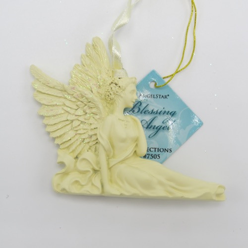 AngelStar Reflections Blessing Angel Ornament 7505