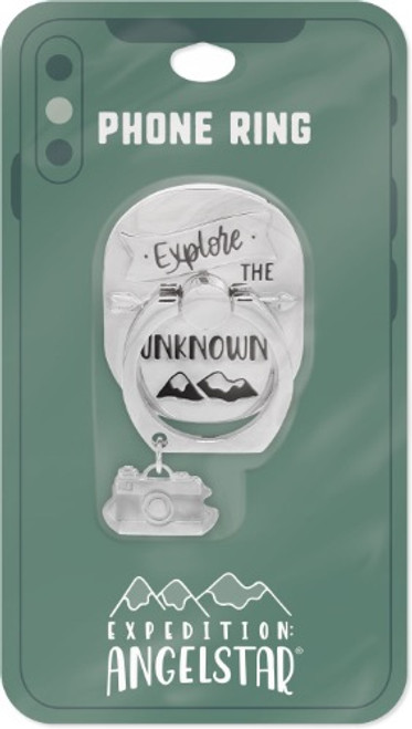 AngelStar Expedition Explore the Unknown Mobile Phone iPhone Ring Stand 10965