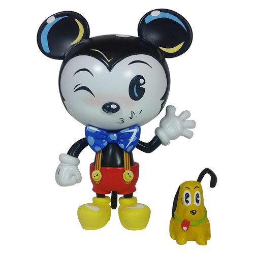 Mickey Mouse Pluto Vinyl Funk Pop Fandom Figure 6001680