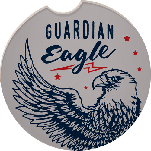 Guardian Eagle Auto Coaster Guardian Eagle Biker Motorcycle 17412 coaster