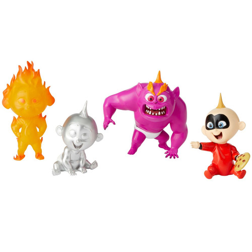 Incredibles 2 Jack Jack Vinyl Set by Grand Jester 6002176