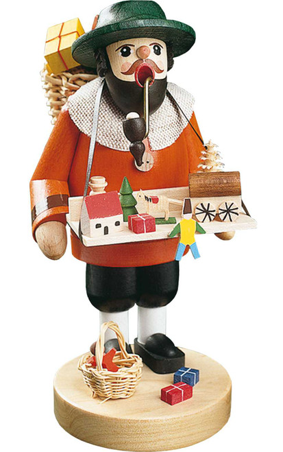 Richard Glaesser Smoker Incense Burner Toy Seller 26209 Front