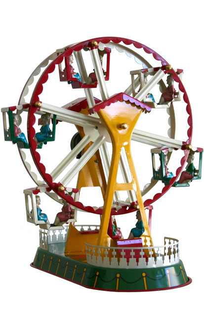 Nurnberger Tin Toy Ferris Wheel German RM700