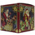 Old World Christmas square gift box