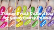 Summer 2016 Collection: Funny Fruit Launches 6/12