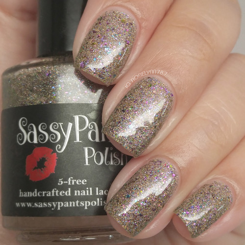 """Temptation"" Valentines '16 ""First Crush"" Collection  Swatch by Manicured & Marvelous"