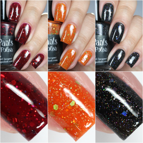 Women of Halloween Trio  by Manicured & Marvelous