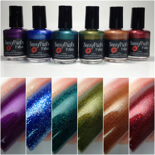 Witch Goddesses Collection  by CDB Nails