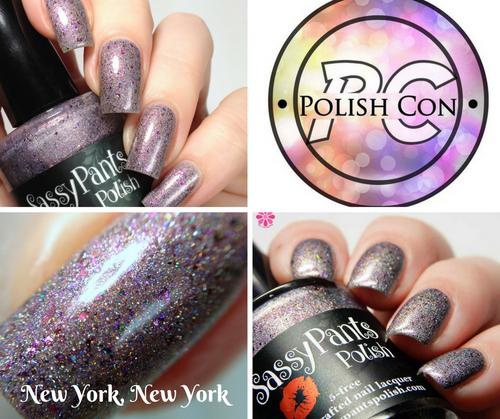 """Polish Con NY LE - """"New York, New York"""""""