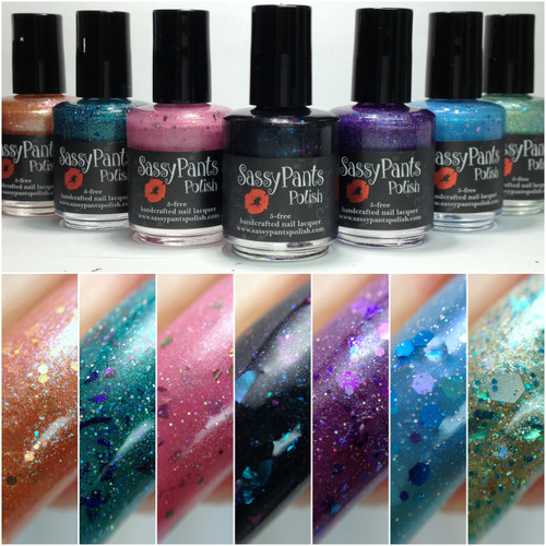 """Entire """"Let's Be Mermaids"""" Collection"""