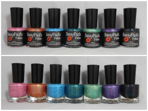 """Entire Mini """"Let's Be Mermaids"""" Collection"""