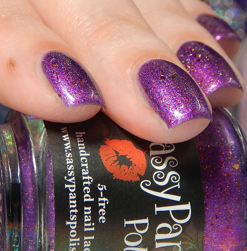 French Lavender Sunset (Makers Dozen 6/19)