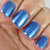 """""""Frozen"""" from the Snow Queen Winter '16 Trio  Swatched by Becky from Naked Without Polish."""