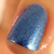 """Macro of """"Frozen"""" from the Snow Queen Winter '16 Trio  Swatched by Becky from Naked Without Polish."""