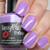 """""""Purple Passion"""" from the Spring '16 Ice Cream Social Collection.  Two easy coats and top coat by Manicured and Marvelous."""