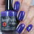 Create, 3 coats with glossy top coat.  By Manicured & Marvelous
