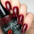 Bloody Mary - two coats w/glossy top coat  by CDB Nails