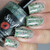 """""""Jolly Old Elf""""  3 coats plus glossy top coat Manicured & Marvelous"""