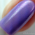"""Macro of """"Forever Yours"""" Chameleon Shifting Shimmer Topper over """"Blow Me a Kiss""""  Swatch by CDB Nails"""