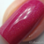 """Macro of """"Kiss & Makeup"""" w/""""Love Always"""" Holographic Topper  Swatch by CDB Nails"""