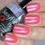 """""""Kiss Goodbye"""" w/""""Forever Yours"""" Chameleon Shifty Shimmer Topper  Swatch by Manicured & Marvelous"""