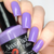 Blow a Kiss  Swatch by CDB Nails
