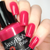 Kiss Off  Swatch by CDB Nails