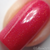 """Macro of """"Kiss Off"""" w/""""Love Always"""" Holographic Topper  Swatch by CDB Nails"""